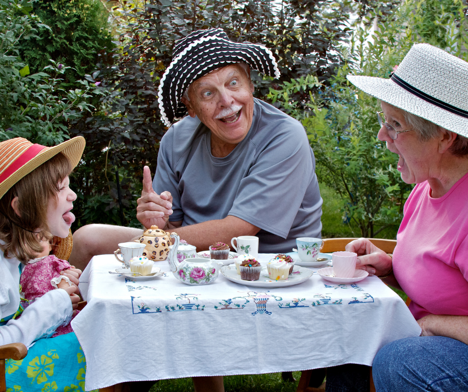 Pity Party with Grandparents